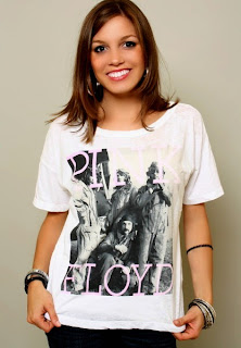 pink floyd chaser tee, viktorviktoriashop.com