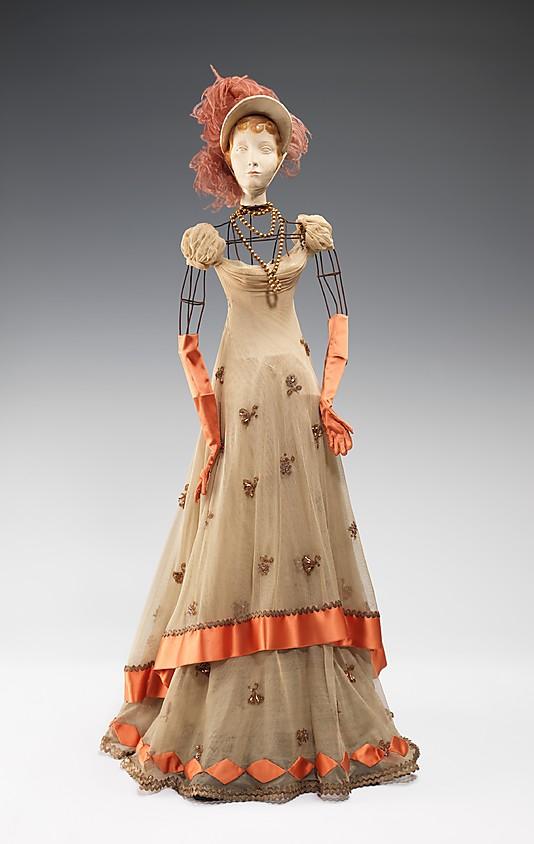 1800 год платья