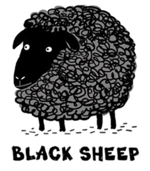 The Black Sheep