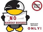 NO BACKOUT CUSTOMERS!!