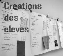 Photos des créations des élèves