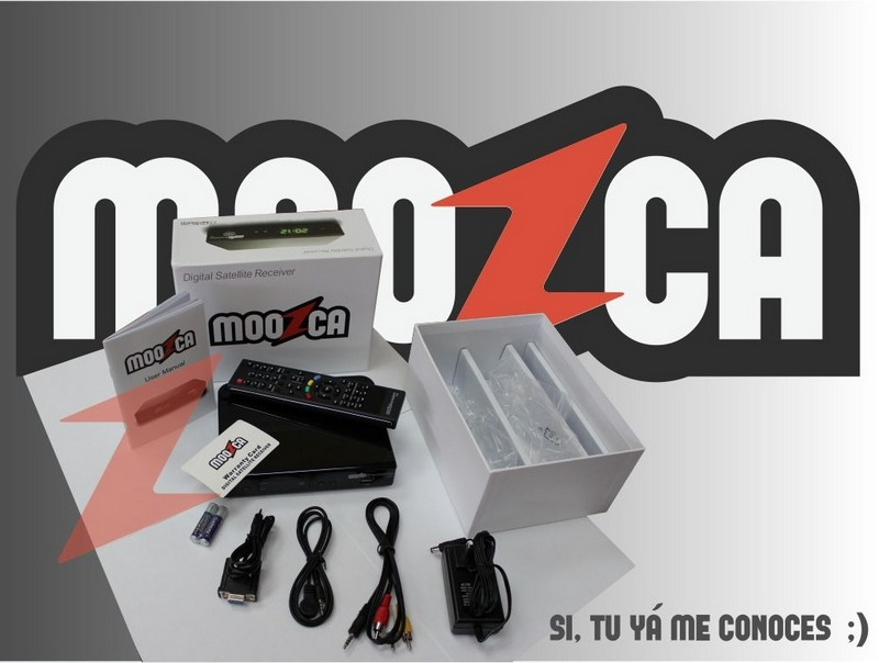 azbox moozca twin dump claro tv