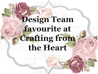 Top 5 Crafting From The Heart Challenge
