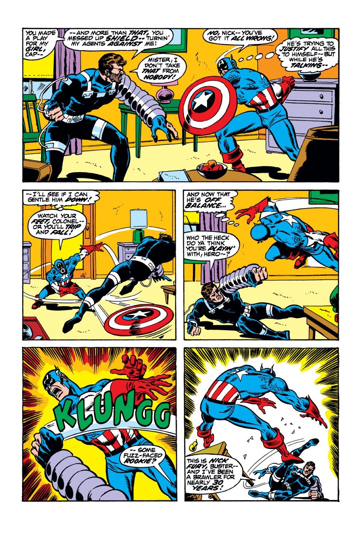 Captain America (1968) Issue #153 #67 - English 5
