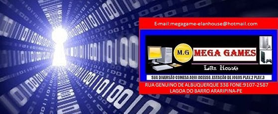 MEGA GAMES E LAN HOUSE