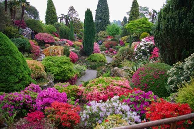 Mirando al mundo con sentimientos los espectaculares for Jardines espectaculares