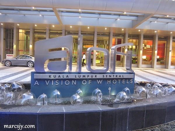 Aloft Hotel Kuala Lumpur