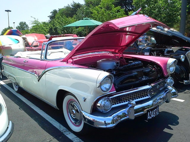 My FairfaxVille Blog Seven Corners First Annual Car Show In Falls - Leesburg car show