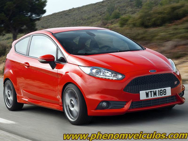 ford new fiesta 2013