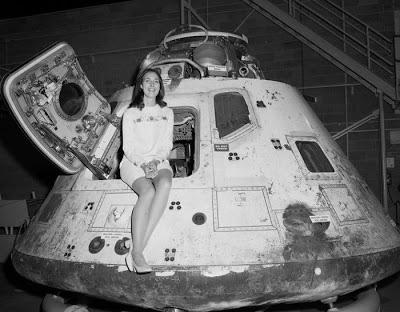 Miss NASA 1971