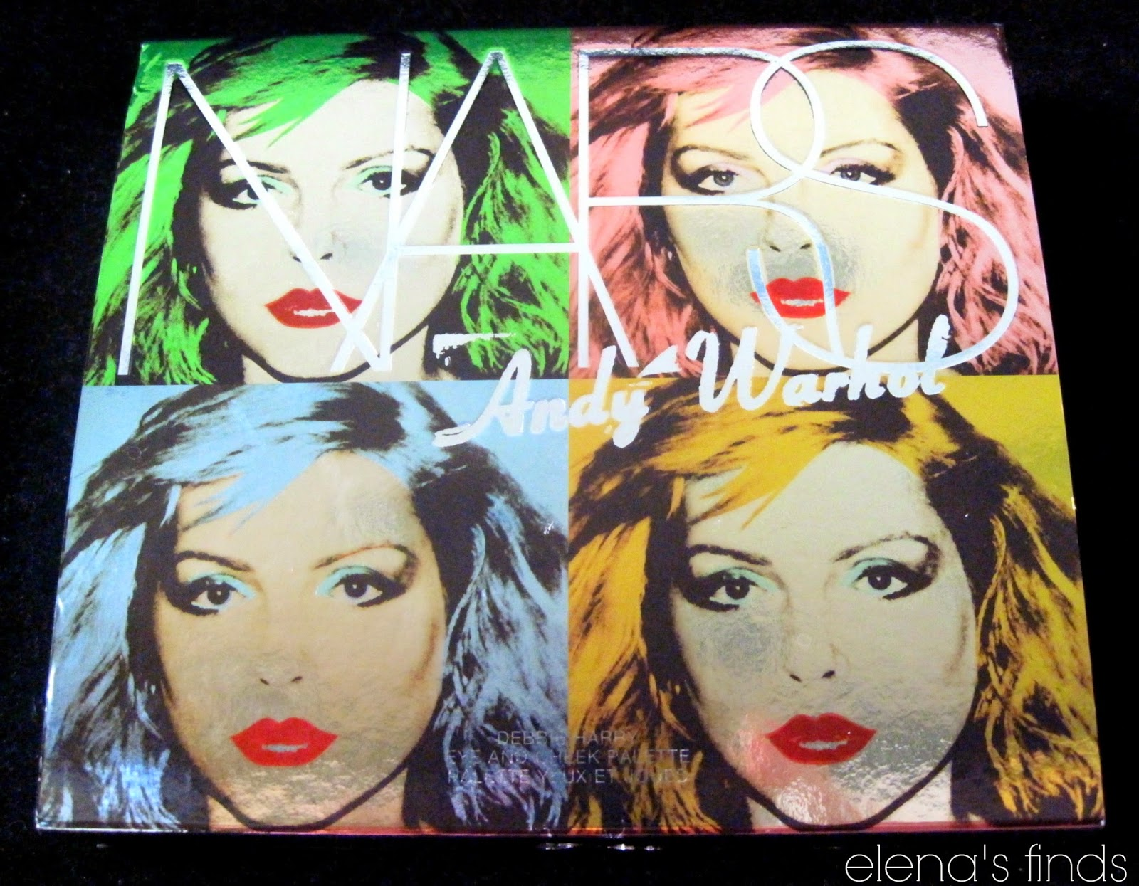 Nars Andy Warhol Debbie Harry Nars Andy Warhol Debbie Harry