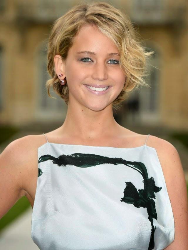 A Jennifer Lawrence no le gusta usar brasier