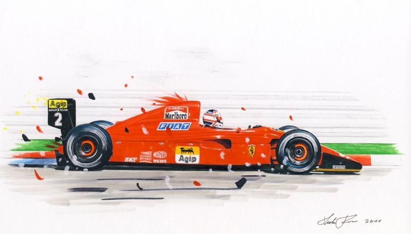 Miha Furlan Motorsport Art August 2011