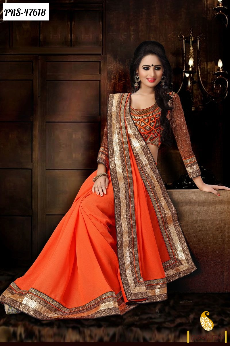 Diwali Festival Special Designer Sarees Online Shopping