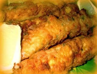 Filete de pescado a lo pobre