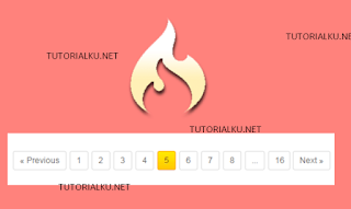 Tutorial Cara membuat Pagination di CodeIgniter