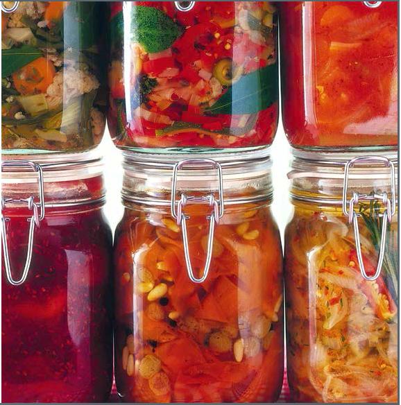 botulismo alimentare: linee guida per conserve senza rischio