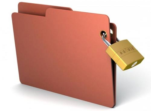 Apply a Password On Any Folder Software By Saftain Azmat