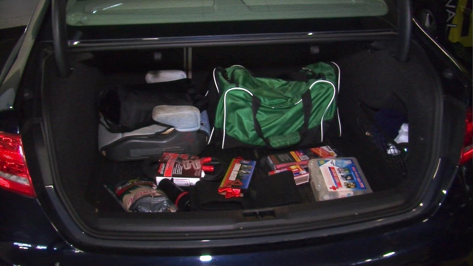 prepared trunk