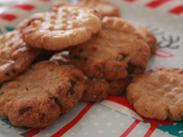 Recette ♡ Cookies aux Beurre de Cacahuètes ! Très Facile !
