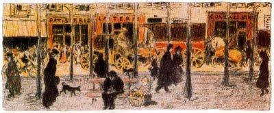 Boulevard (Pierre Bonnard)