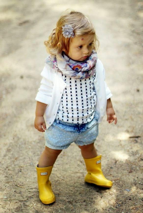 Фото маленьких модный детей