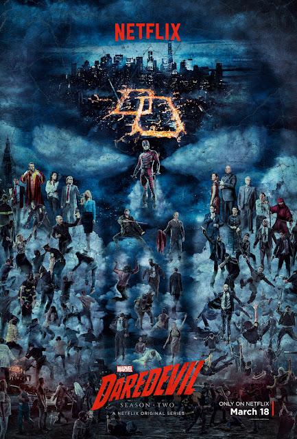 Découvrez la première bande-annonce de la saison 2 de Daredevil pour Marvel et Netflix.