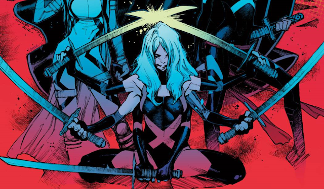 Spiral (Marvel Comics) Character Review - 3