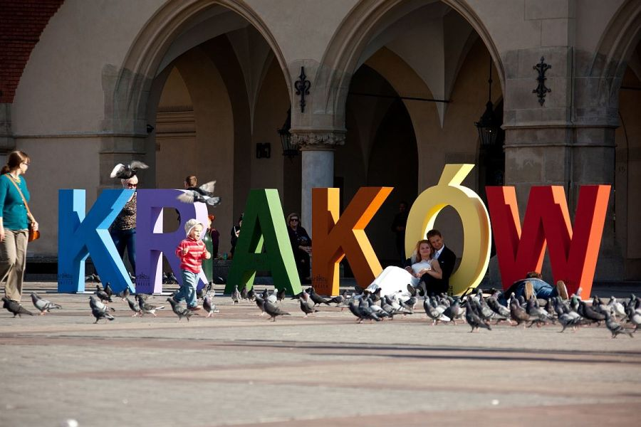 Literacki tydzień w Krakowie