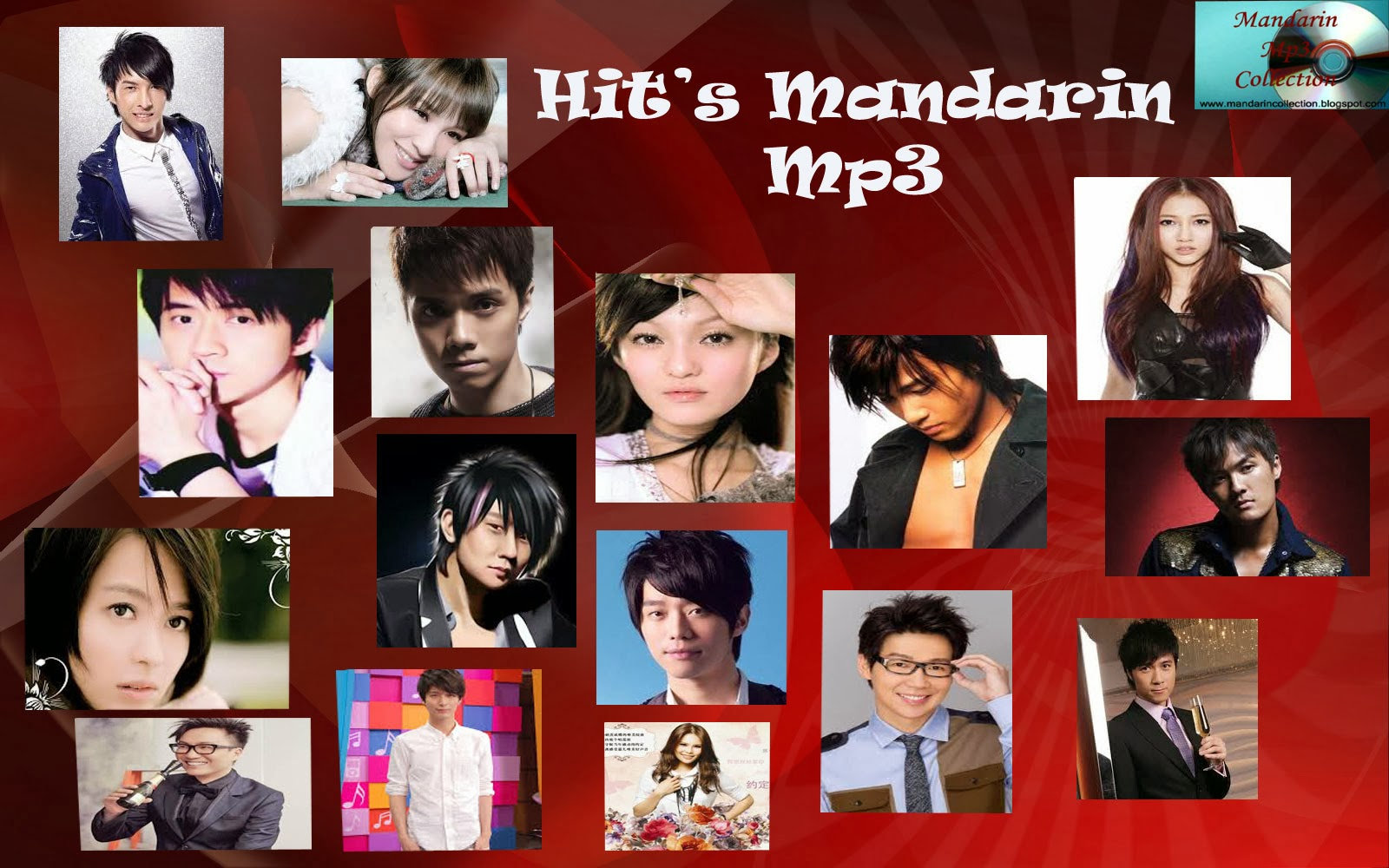 Mandarin Mp3 Collection April 2014