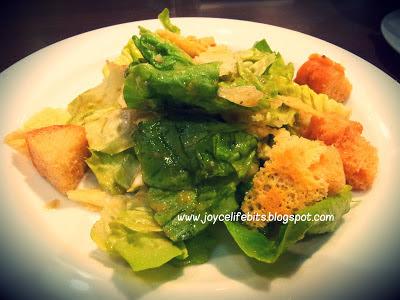memphis caesar salad