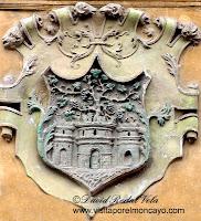 Escudo Ayuntamiento Tarazona Moncayo Visita por el Moncayo