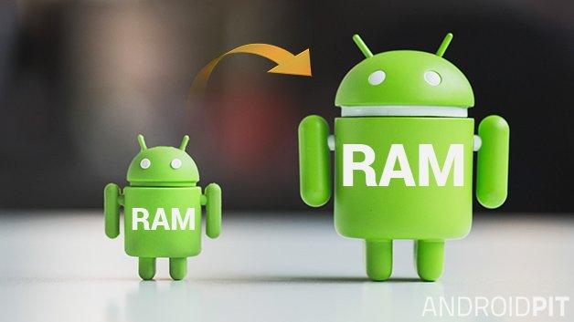 Menambah Kapasitas RAM Android (Root/tanpa Root)