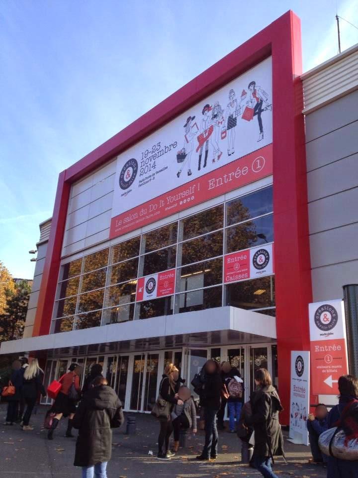 Du fil et des aiguilles salon du loisirs cr atif 2014 for Salon du loisir creatif