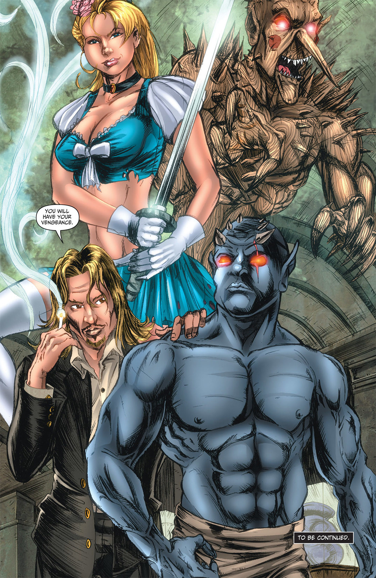Grimm Fairy Tales (2005) Issue #47 #50 - English 25