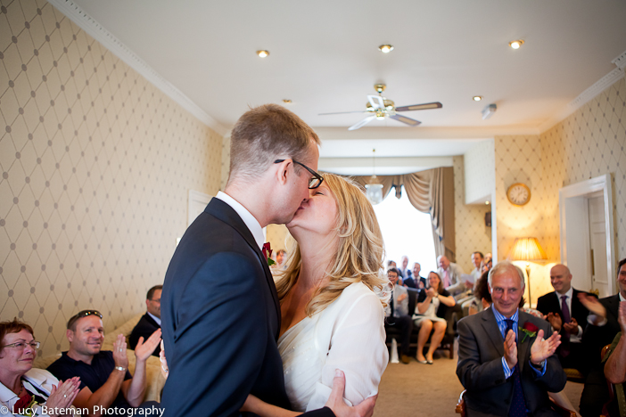 A Larger Selection Of Photographs From This Wedding Can Be Seen Here At Canterbury Register Office