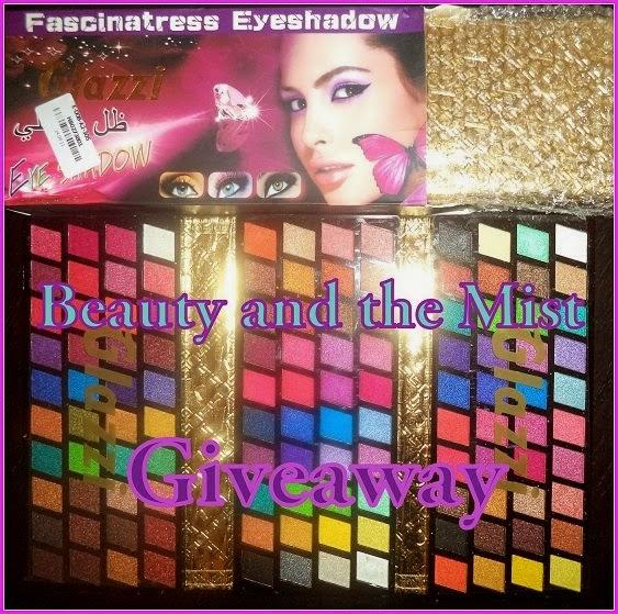 120 eyeshadow palette giveaway