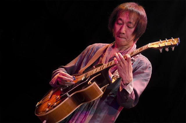 Isao Miyoshi - Jazz Círculo - Círculo de Bellas Artes (Madrid) - 6/2/2013