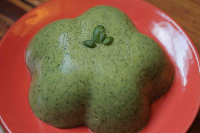 Terrine de brocoli