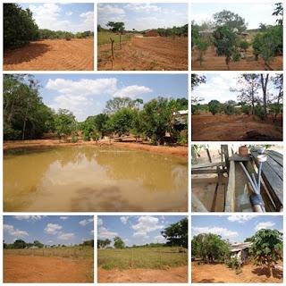 Chácara de 61 Litros ou (36.905 m2) a 53 Km de Goiânia,Rica d' água - em Bela Vista de Goiás
