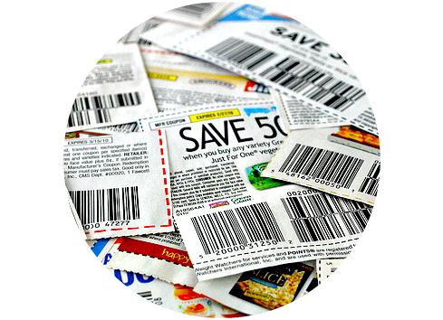 coupon clipping #savings