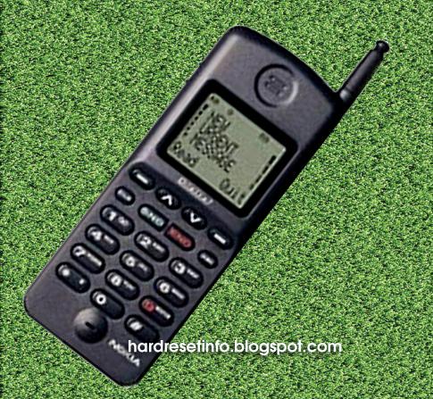 Hard Reset Nokia 2168