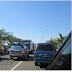 Tol Makassar Macet Padat Merayap