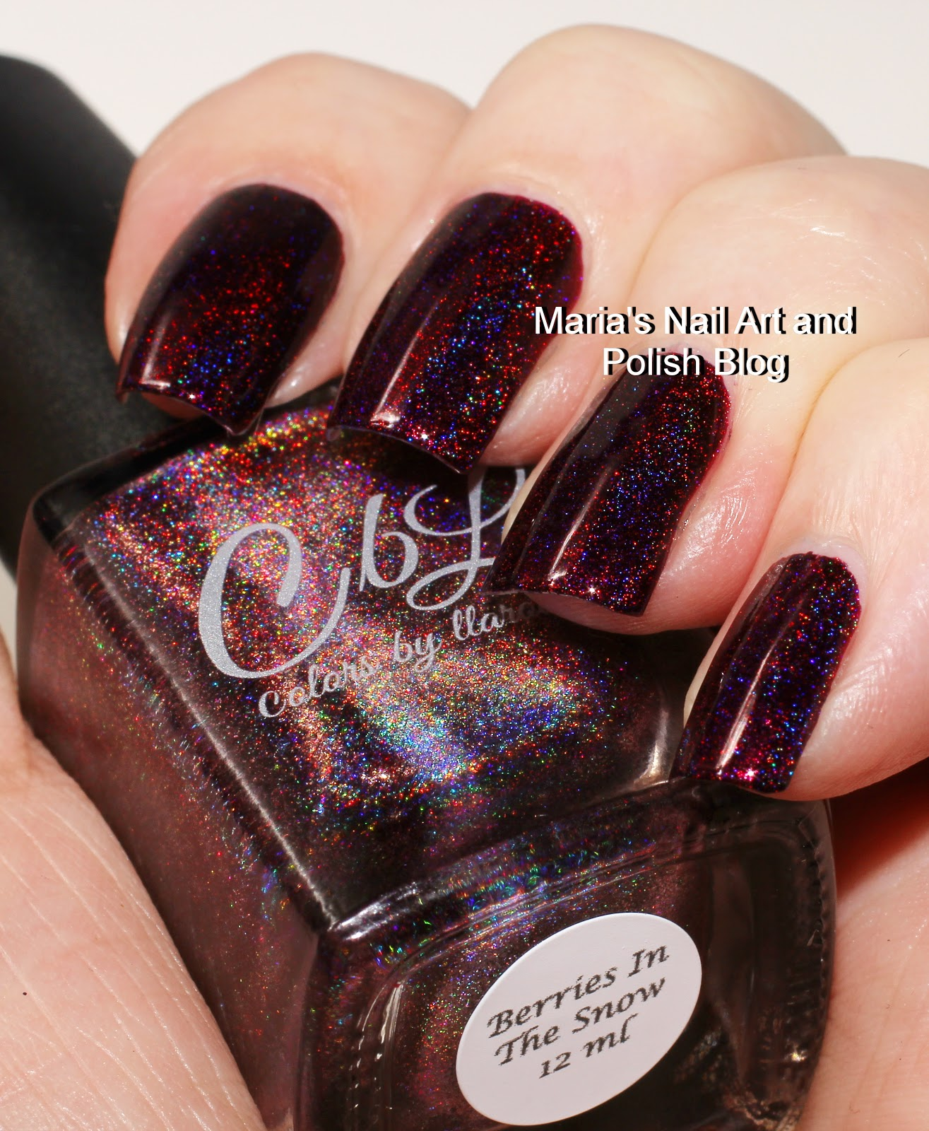 Marias Nail Art and Polish Blog: Colors by Llarowe Berries In The ...