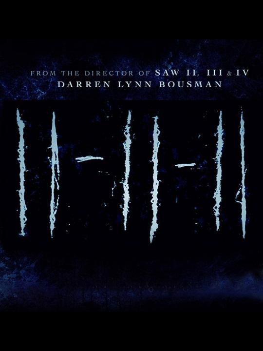 Horror Film 11-11-11 Poster
