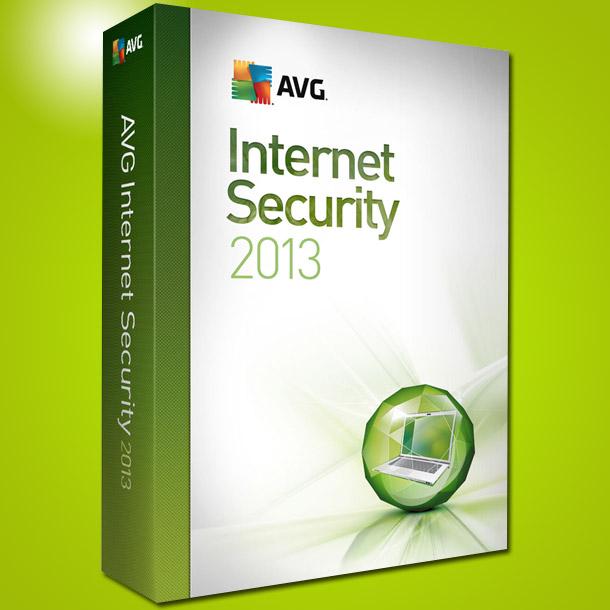 Avg Internet Security 2013 ���� �� 2018