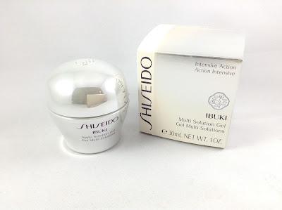 >>穩定肌膚狀態*日本資生堂 SHISEIDO IBUKI Multi-Solution Gel 高效活膚啫喱