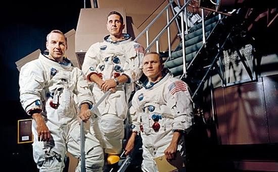 45 Tahun Silam, Apollo 8 Meluncur ke Bulan