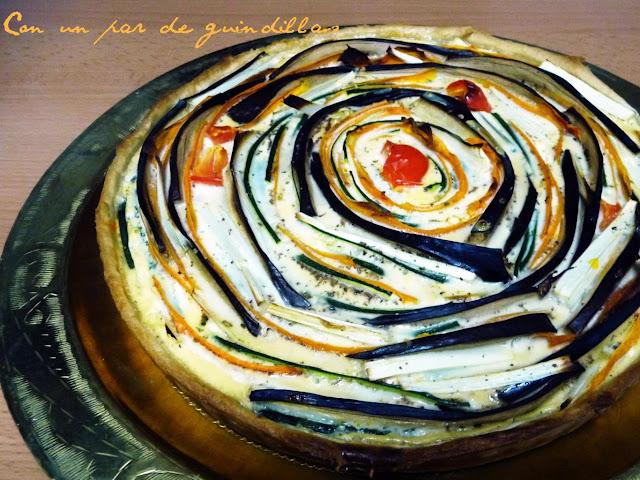 Quiche-verduras-mostaza