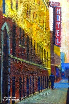 Darlington Morn by Lowell Thompson
